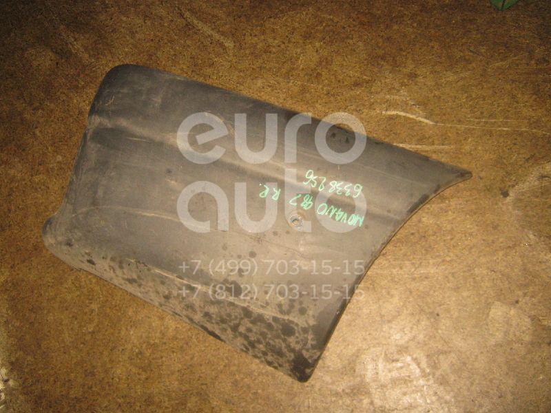 Накладка заднего бампера правая для Opel,Renault Movano 1998>;Master II 1999-2010 - Фото №1