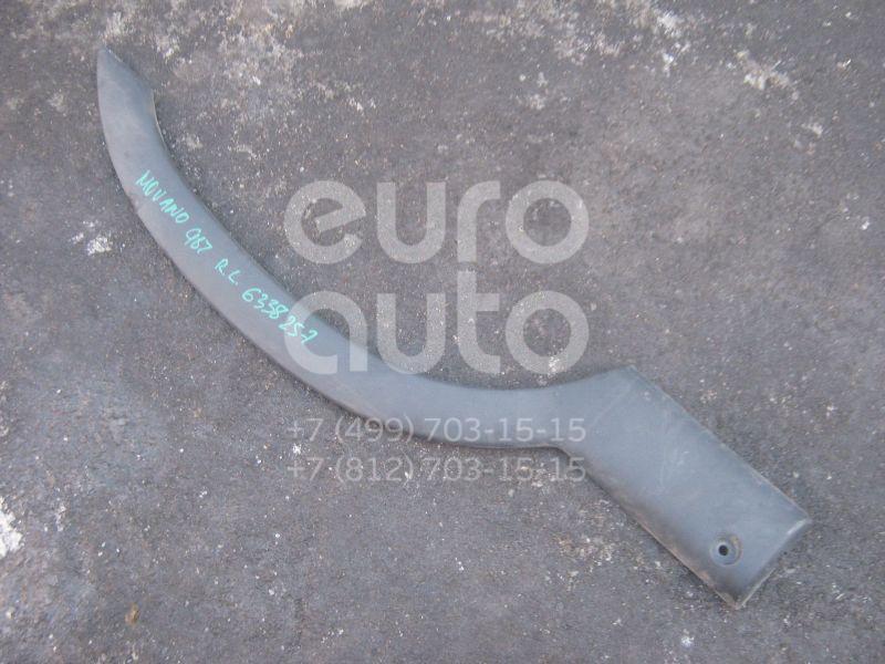 Накладка заднего крыла левого для Opel,Renault Movano 1998-2010;Master II 1999-2010 - Фото №1
