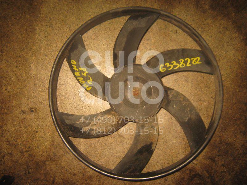 Вентилятор радиатора для Opel,Renault Movano 1998-2010;Master II 1999-2010 - Фото №1