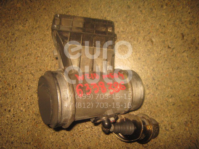 Заслонка дроссельная механическая для Mercedes Benz W210 E-Klasse 1995-2000 - Фото №1