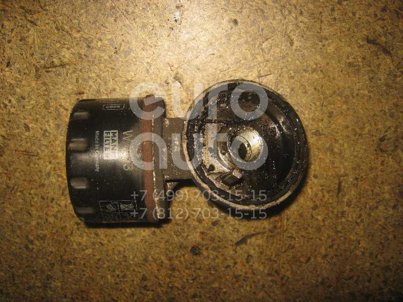 Кронштейн масляного фильтра для Nissan Micra (K12E) 2002-2010 - Фото №1