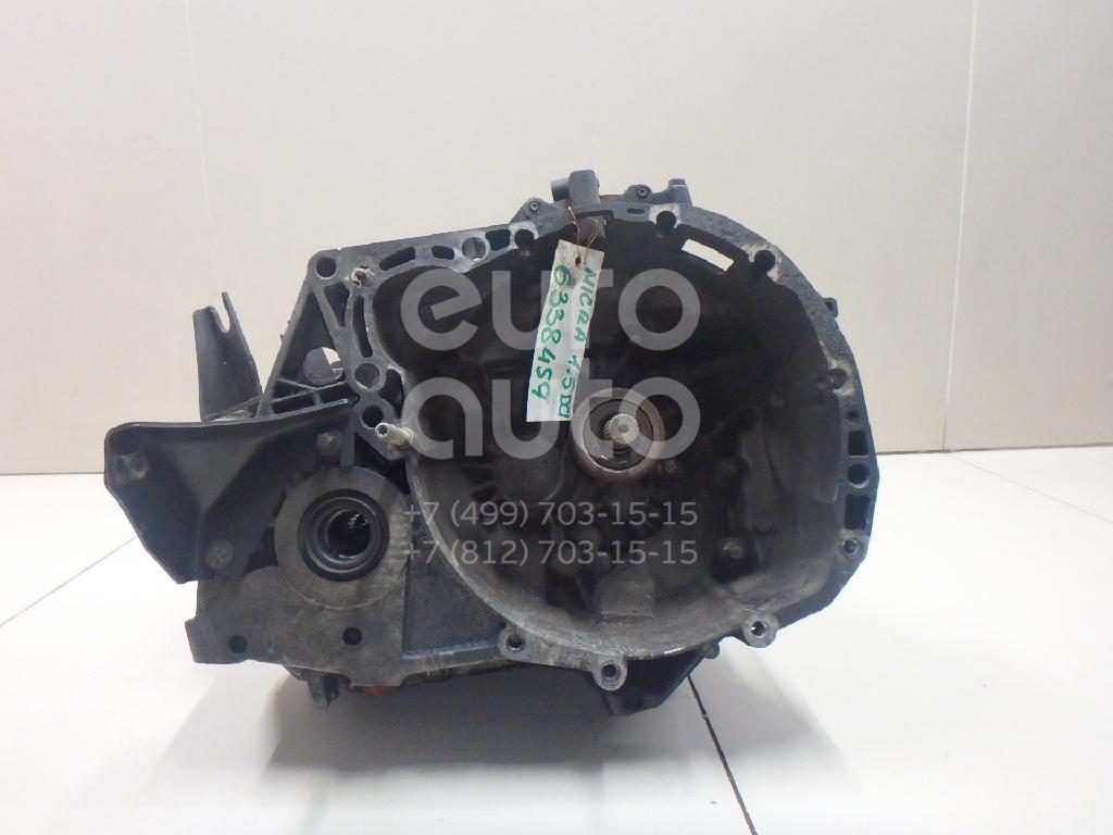 МКПП (механическая коробка переключения передач) для Nissan Micra (K12E) 2002-2010 - Фото №1