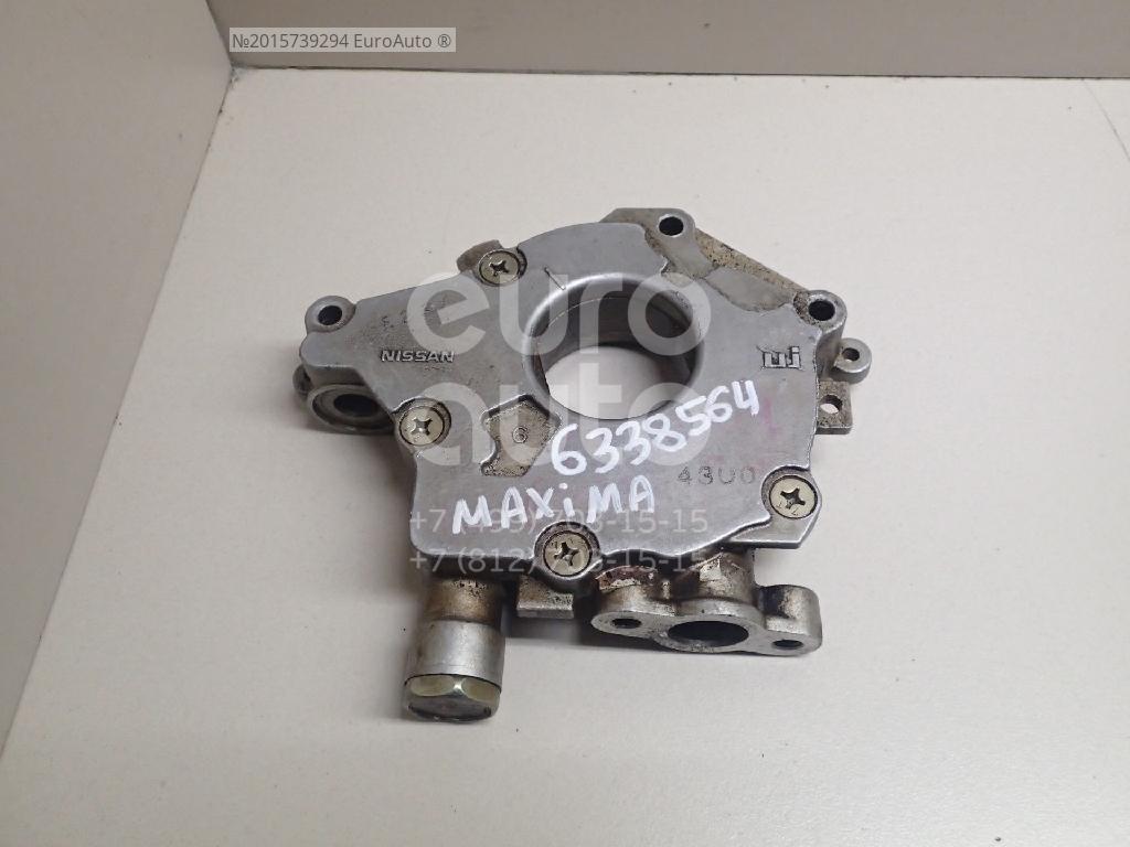 Насос масляный для Nissan Maxima (CA33) 2000-2006 - Фото №1