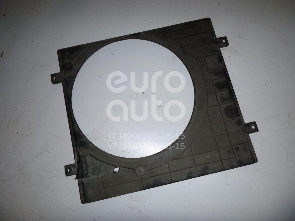 Диффузор вентилятора для Skoda Fabia 1999-2006 - Фото №1
