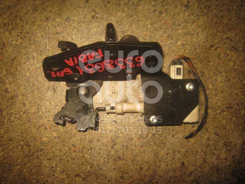 Ответная часть замка багажника для Skoda Fabia 1999-2007 - Фото №1