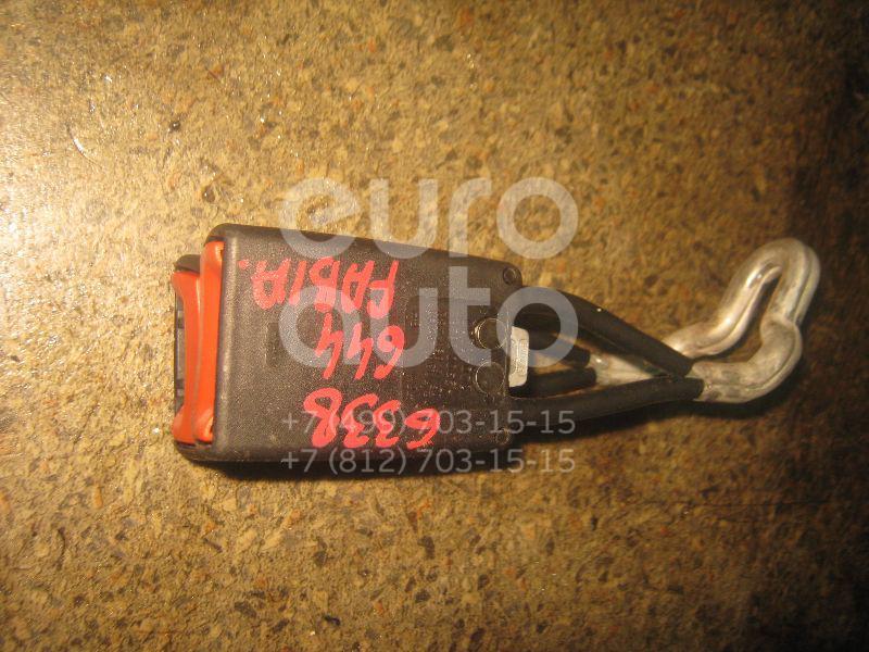 Ответная часть ремня безопасности для Skoda Fabia 1999-2007 - Фото №1