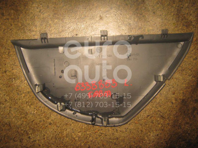 Накладка (кузов внутри) для Skoda Fabia 1999-2006 - Фото №1