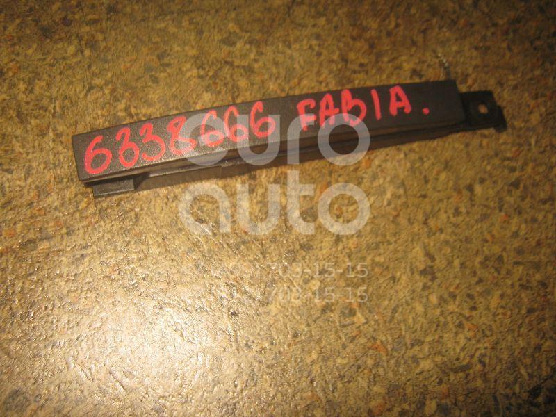 Заглушка для Skoda Fabia 1999-2006 - Фото №1