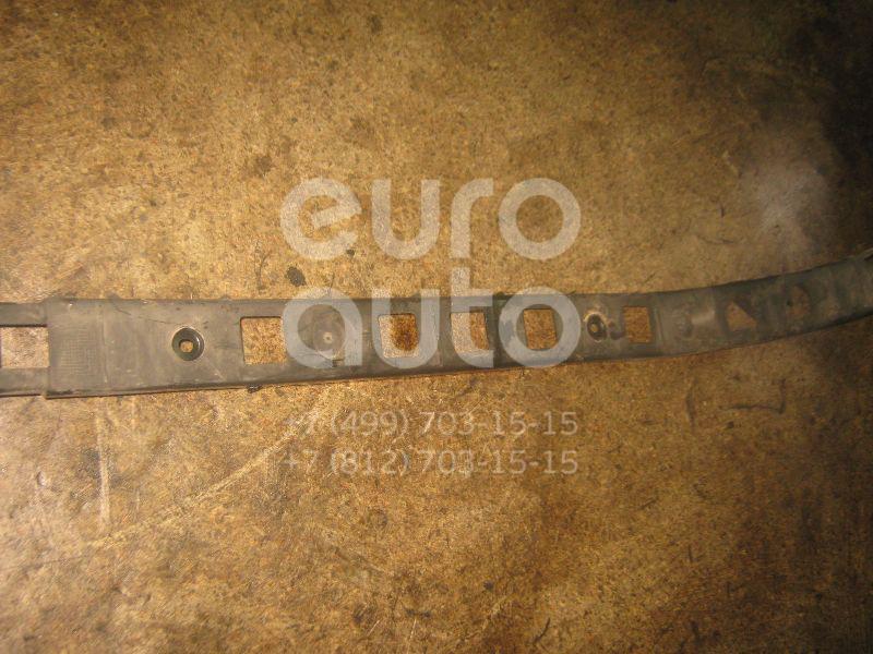 Направляющая заднего бампера левая для Skoda Fabia 1999-2006 - Фото №1