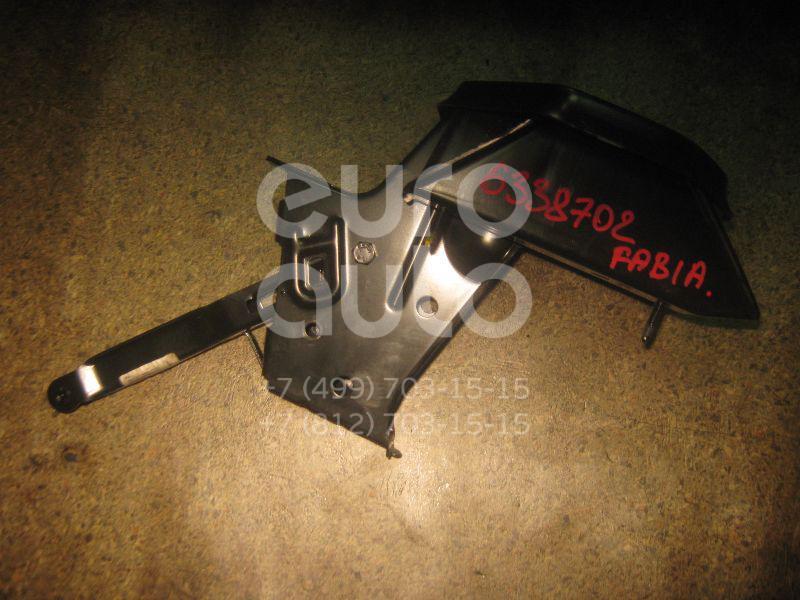 Кронштейн крепления педали для Skoda Fabia 1999-2006 - Фото №1