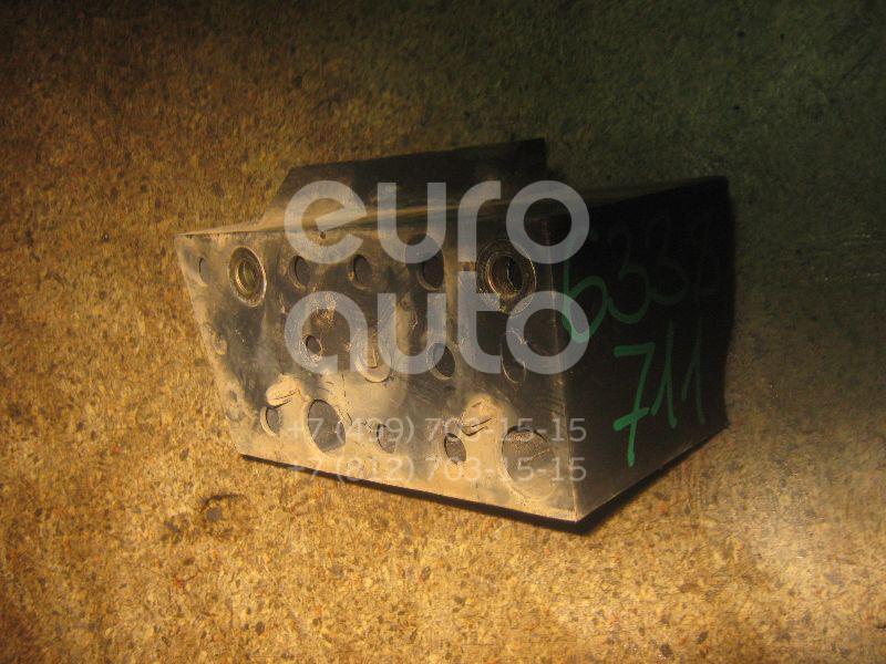 Кронштейн переднего бампера левый для Opel,Renault Movano 1998-2010;Master II 1999-2010 - Фото №1