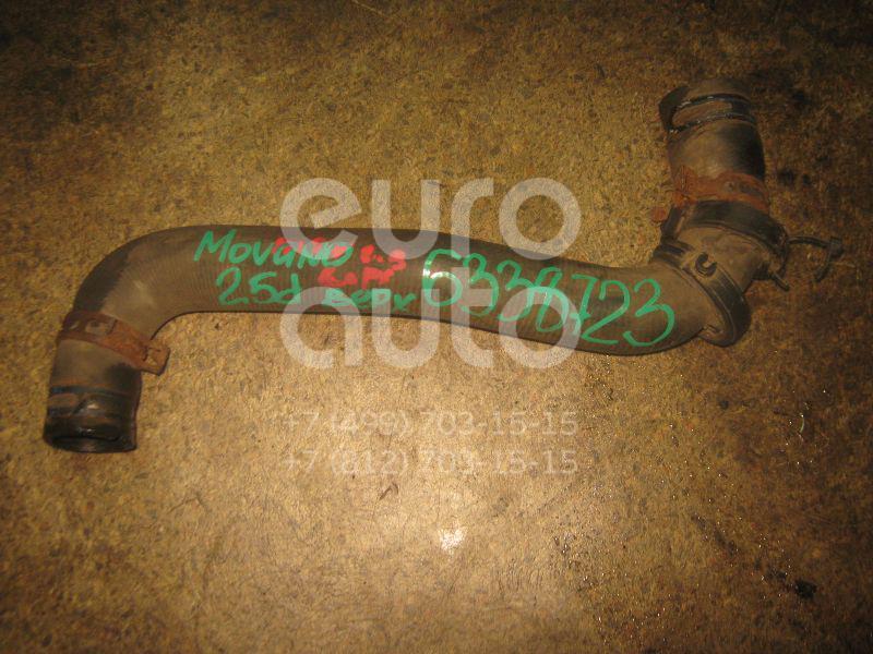 Патрубок радиатора для Opel,Renault Movano 1998-2010;Master II 1999-2010 - Фото №1