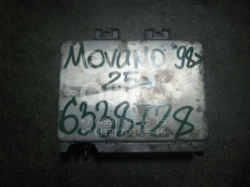 Блок управления двигателем для Opel,Renault Movano 1998-2010;Master II 1999-2010 - Фото №1
