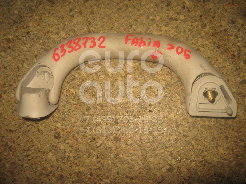 Ручка внутренняя потолочная для Skoda Fabia 1999-2006 - Фото №1