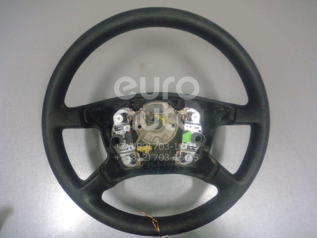 Рулевое колесо для AIR BAG (без AIR BAG) для Skoda Fabia 1999-2006 - Фото №1