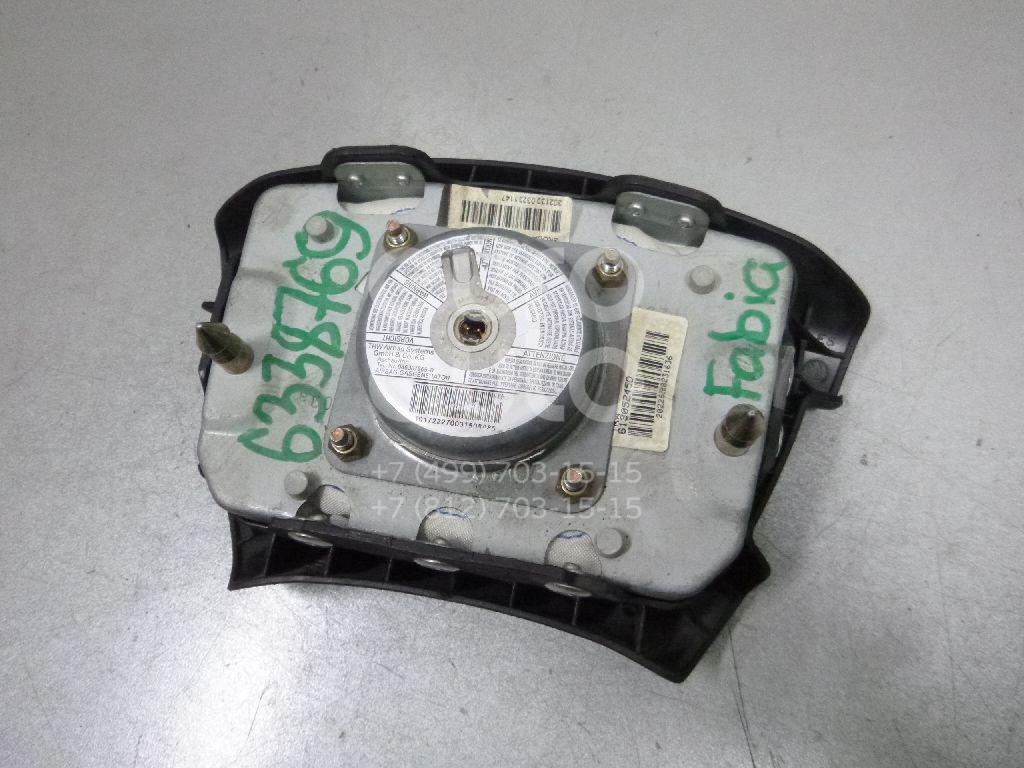 Подушка безопасности в рулевое колесо для Skoda Fabia 1999-2007 - Фото №1