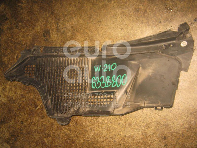 Рамка салонного фильтра для Mercedes Benz W210 E-Klasse 1995-2000 - Фото №1