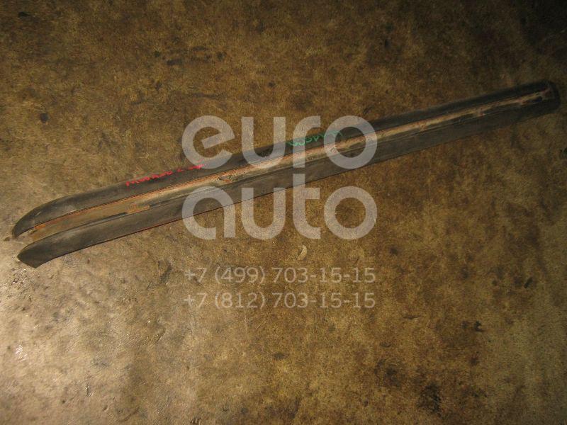 Направляющая двери сдвижной для Renault Movano 1998>;Master II 2000-2010 - Фото №1