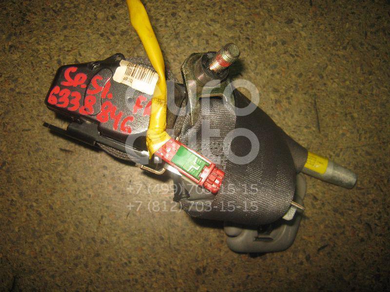 Ремень безопасности с пиропатроном для Mitsubishi Space Star 1998-2004 - Фото №1