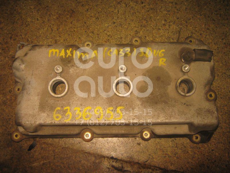 Крышка головки блока (клапанная) для Nissan Maxima (CA33) 2000-2006 - Фото №1