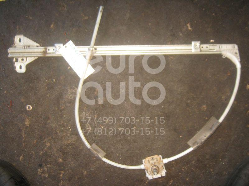 Стеклоподъемник механ. передний левый для Opel,Renault Movano 1998-2010;Master II 1999-2010 - Фото №1