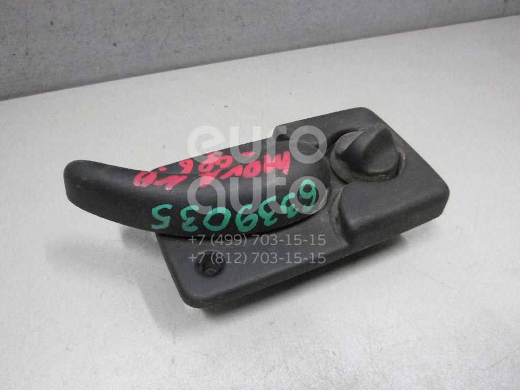 Ручка двери сдвижной внутренняя левая для Renault Movano 1998>;Master II 2000-2010 - Фото №1