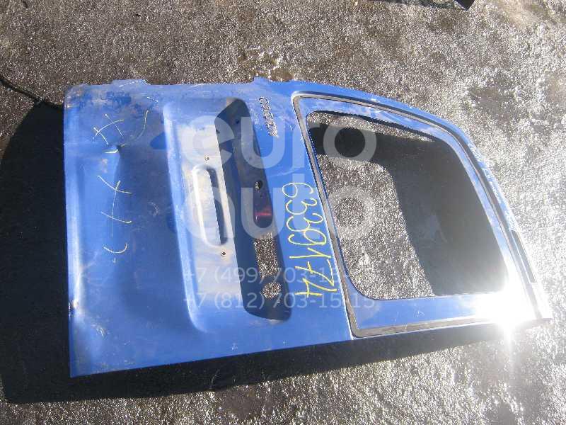 Дверь багажника левая для VW Caddy III 2004-2015 - Фото №1