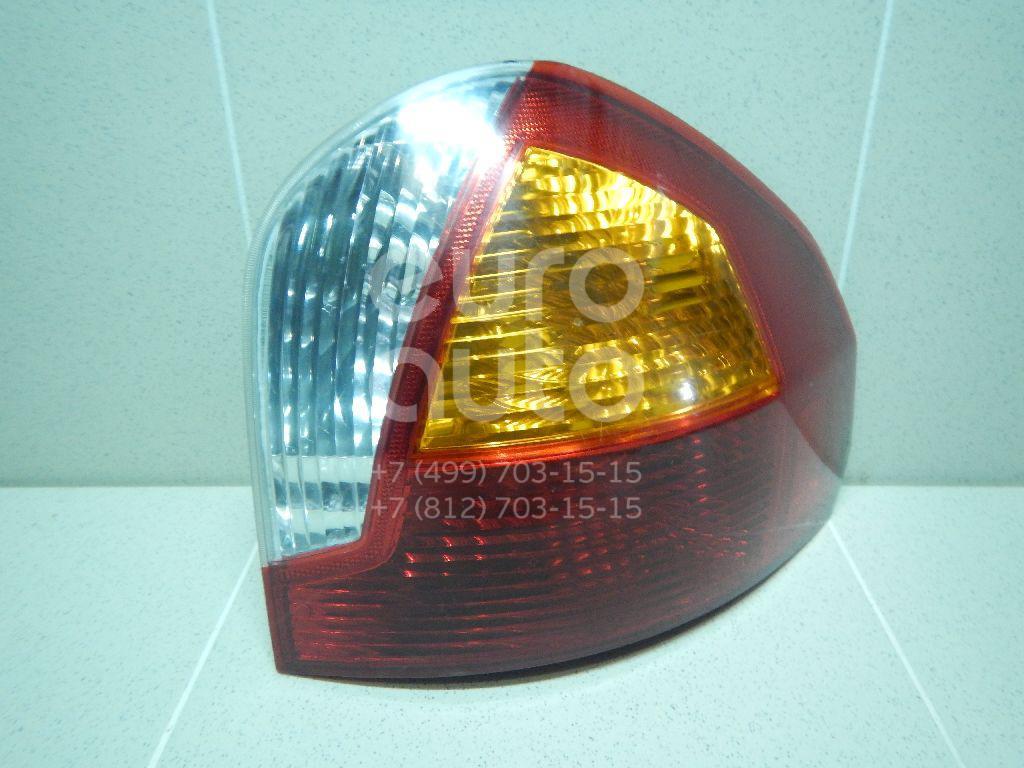 Фонарь задний правый для Hyundai Santa Fe (SM)/ Santa Fe Classic 2000-2012 - Фото №1