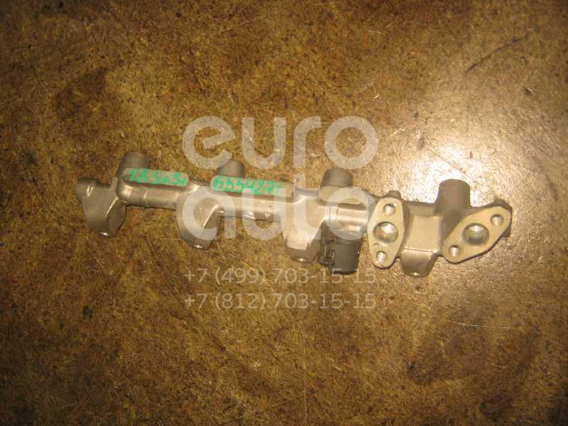 Рейка топливная (рампа) для Mitsubishi Space Star 1998-2004 - Фото №1