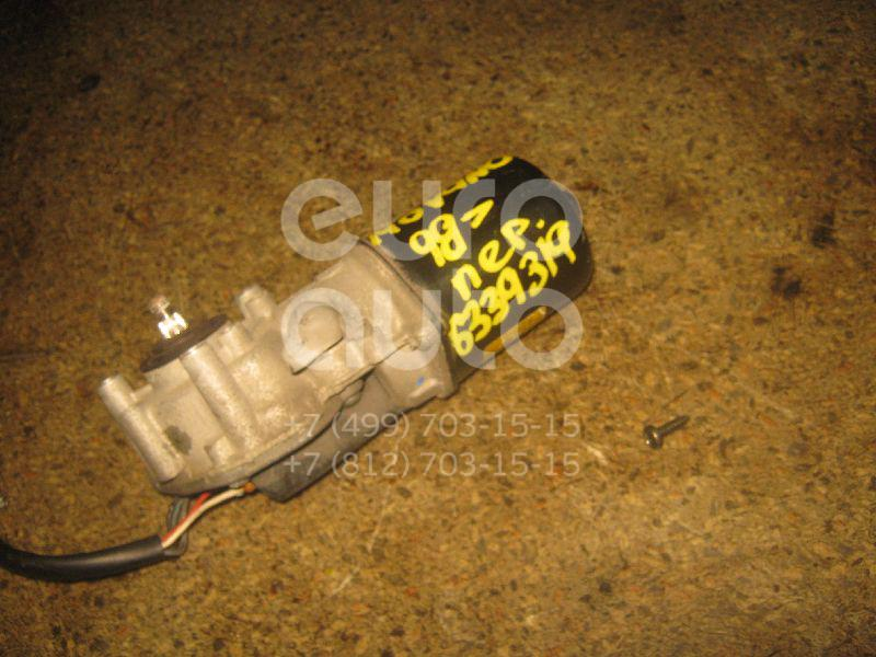 Моторчик стеклоочистителя передний для Renault Movano 1998>;Master II 2000-2010 - Фото №1