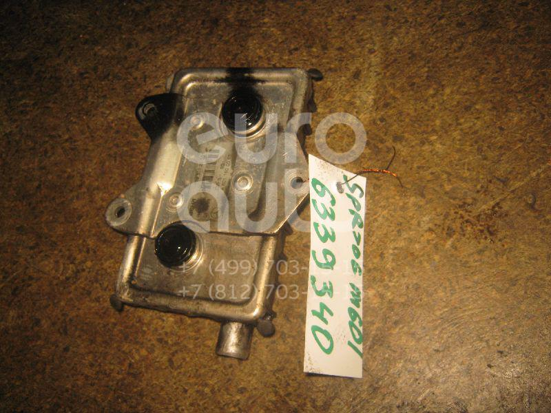 Радиатор масляный для Mercedes Benz Sprinter (901-905)/Sprinter Classic (909) 1995-2006;Vito (638) 1996-2003 - Фото №1
