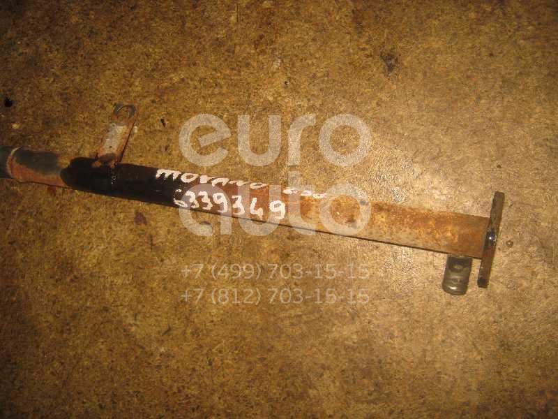 Трубка охлажд. жидкости металлическая для Renault Movano 1998>;Master II 2000-2010 - Фото №1