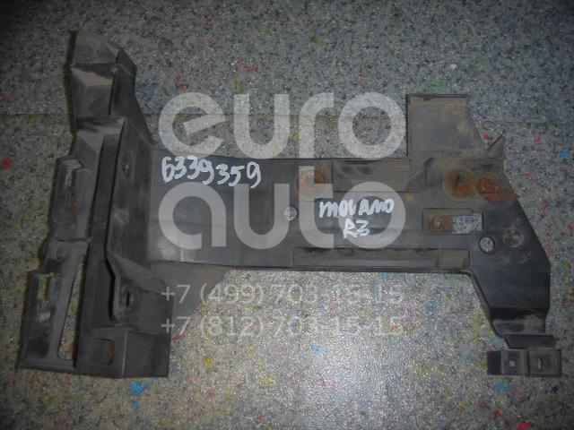 Направляющая заднего бампера правая для Opel,Renault Movano 1998>;Master II 1999-2010 - Фото №1