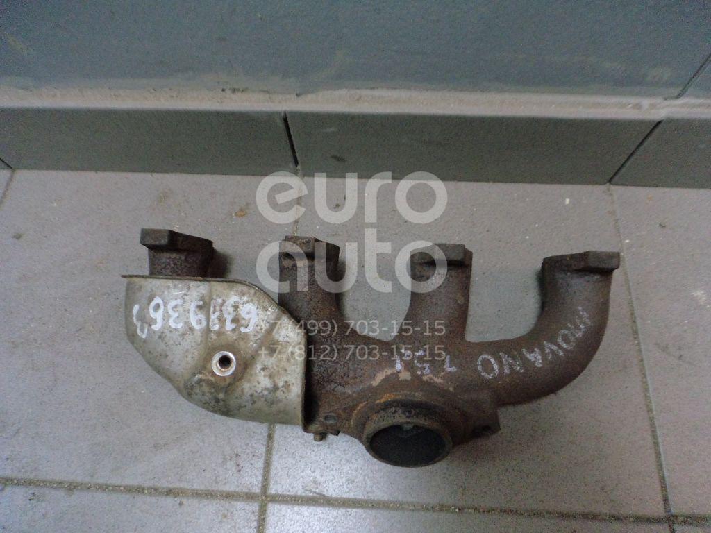Коллектор выпускной для Opel,Renault Movano 1998-2010;Master II 1999-2010 - Фото №1