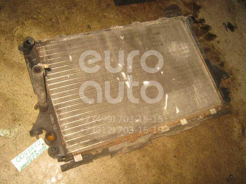 Радиатор основной для Audi A6 [C4] 1994-1997 - Фото №1