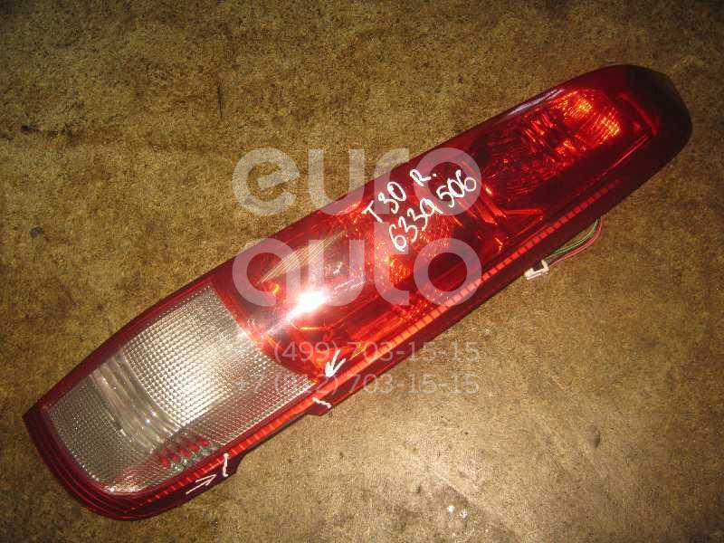 Фонарь задний правый для Nissan X-Trail (T30) 2001-2006 - Фото №1