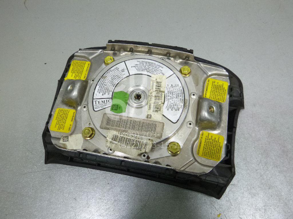 Подушка безопасности в рулевое колесо для Audi A6 [C4] 1994-1997;A4 [B5] 1994-2001;A8 [4D] 1994-1998;80/90 [B4] 1991-1994;A6 [C5] 1997-2004 - Фото №1
