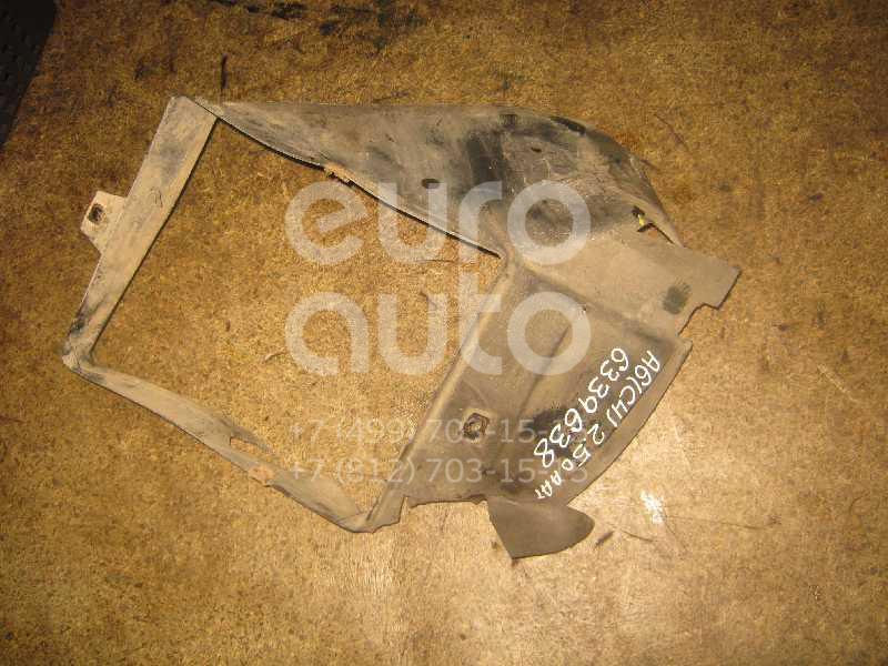 Воздухозаборник (наружный) для Audi A6 [C4] 1994-1997 - Фото №1