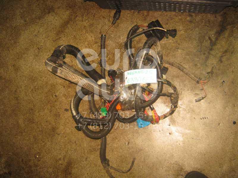 Проводка (коса) для Opel Movano 1998> - Фото №1