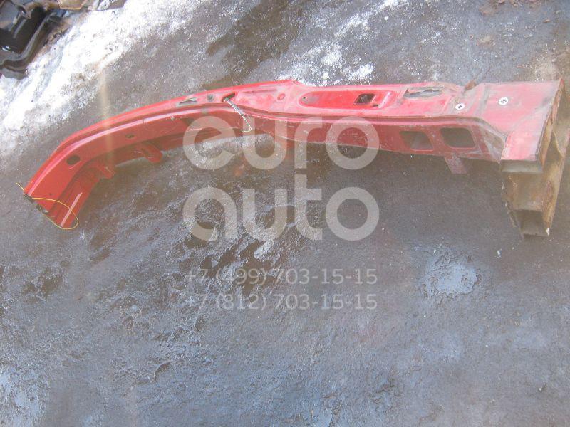 Угол кузова задний правый для Opel Movano 1998-2010 - Фото №1
