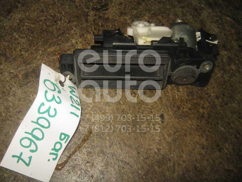 Ручка открывания багажника для Mercedes Benz W211 E-Klasse 2002-2009 - Фото №1