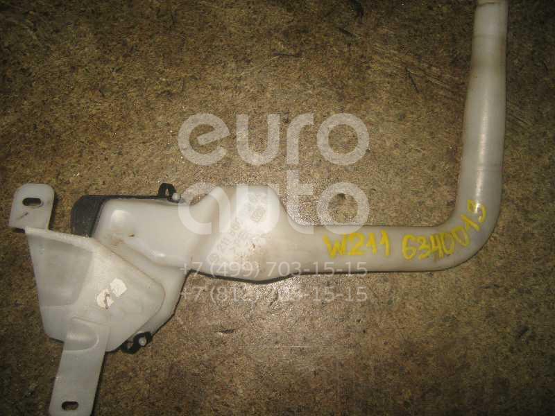Горловина бачка омывателя для Mercedes Benz W211 E-Klasse 2002-2009 - Фото №1