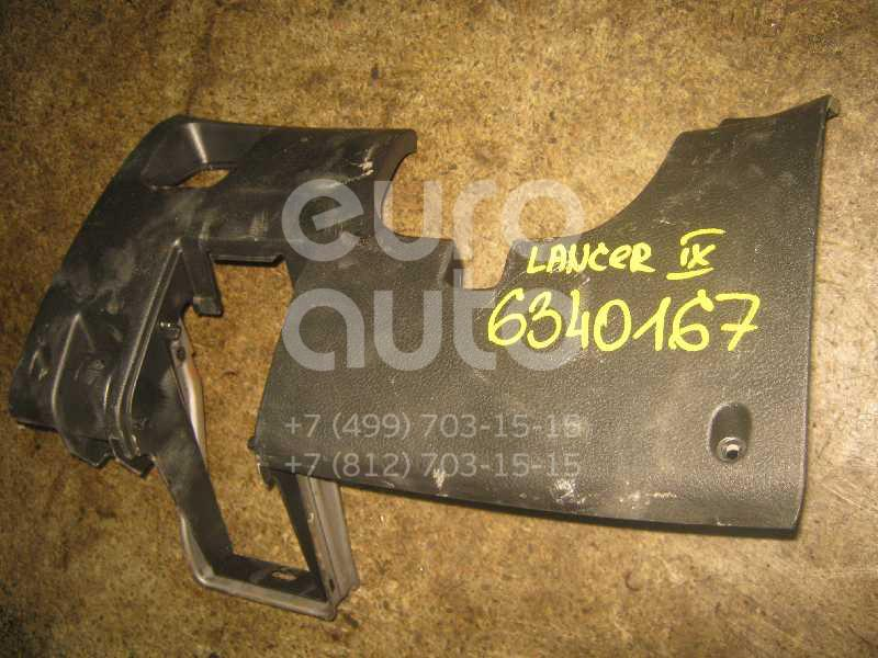 Накладка (кузов внутри) для Mitsubishi Lancer (CS/Classic) 2003-2006 - Фото №1