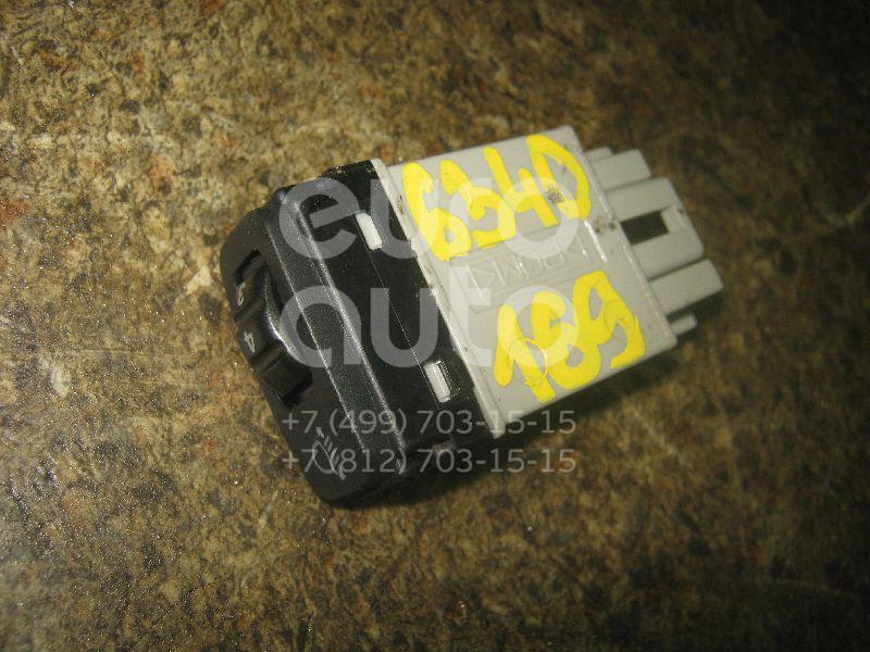 Кнопка корректора фар для Mitsubishi Lancer (CS/Classic) 2003-2007;Grandis (NA#) 2004-2010;Outlander (CU) 2003-2009 - Фото №1