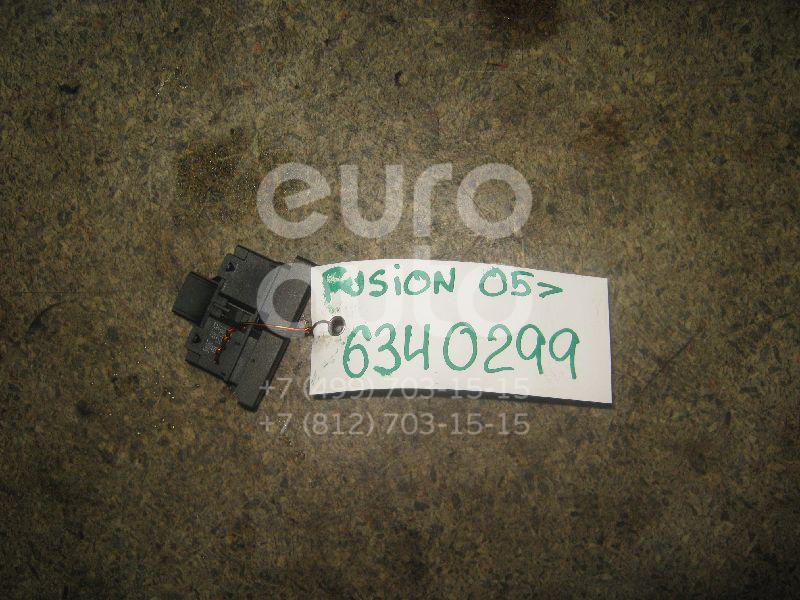Кнопка обогрева заднего стекла для Ford Fusion 2002-2012;Fiesta 2001-2008 - Фото №1