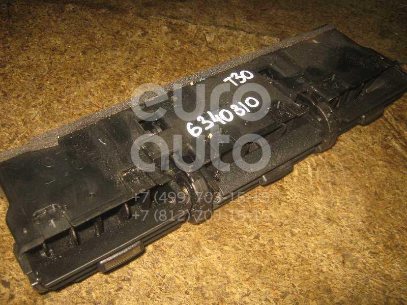 Дефлектор воздушный для Nissan X-Trail (T30) 2001-2006 - Фото №1