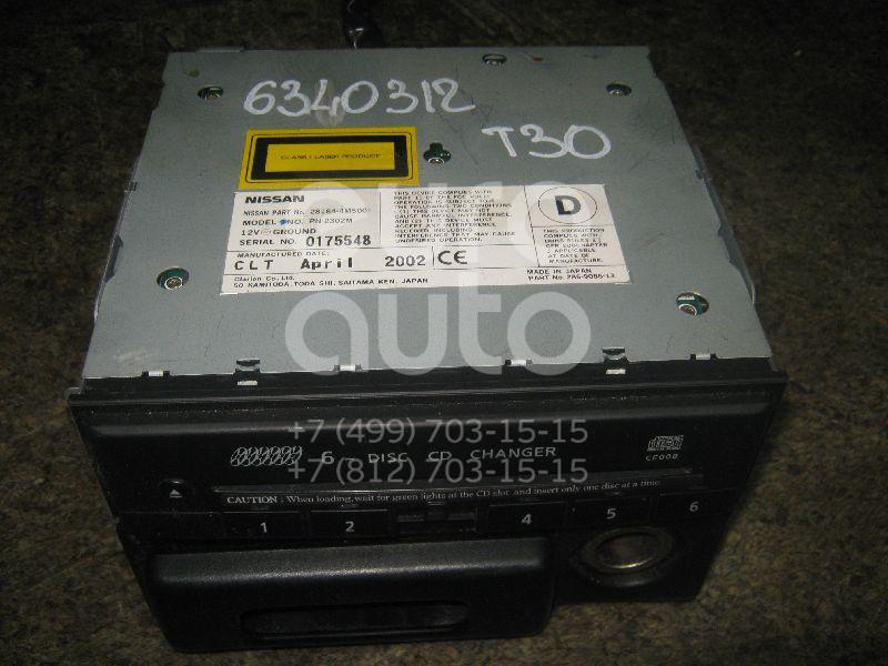 Ченджер компакт дисков для Nissan X-Trail (T30) 2001-2006 - Фото №1