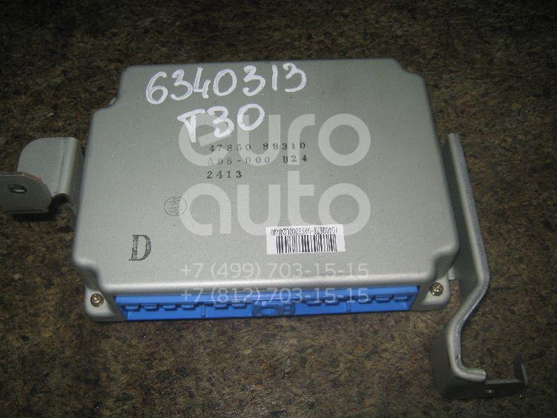 Блок управления ABS для Nissan X-Trail (T30) 2001-2006 - Фото №1