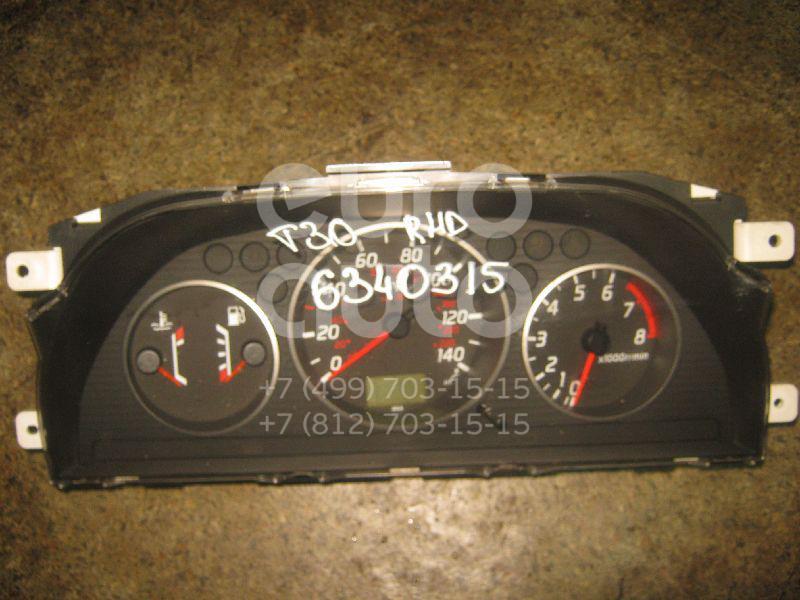 Панель приборов для Nissan X-Trail (T30) 2001-2006 - Фото №1