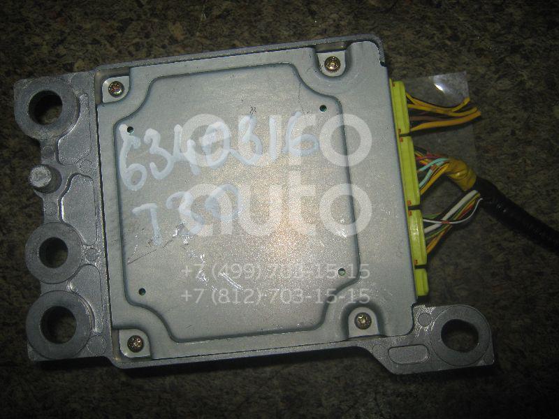 Блок управления AIR BAG для Nissan X-Trail (T30) 2001-2006 - Фото №1